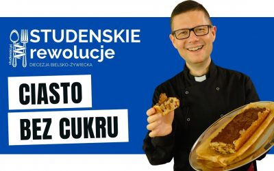 Ciasto bez cukru – przepis – ks. Marek Studenski